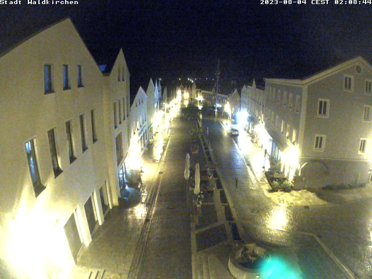 Webcam in, Bayerischer Wald